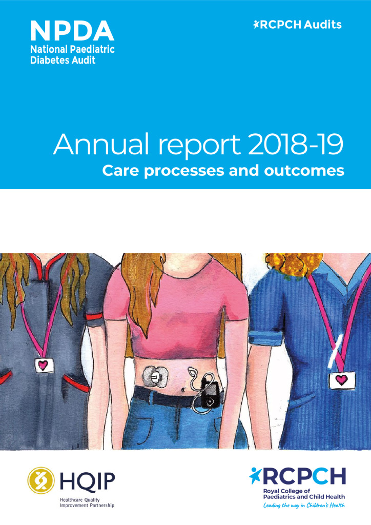 National Paediatric Diabetes Audit – Annual report 2018-19