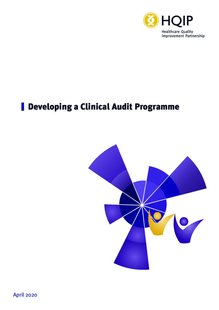 Developing a clinical audit programme
