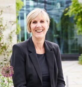 Headshot of Professor Carrie MacEwen