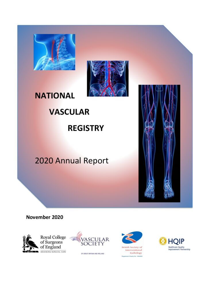 National Vascular Registry 2020 Annual Report