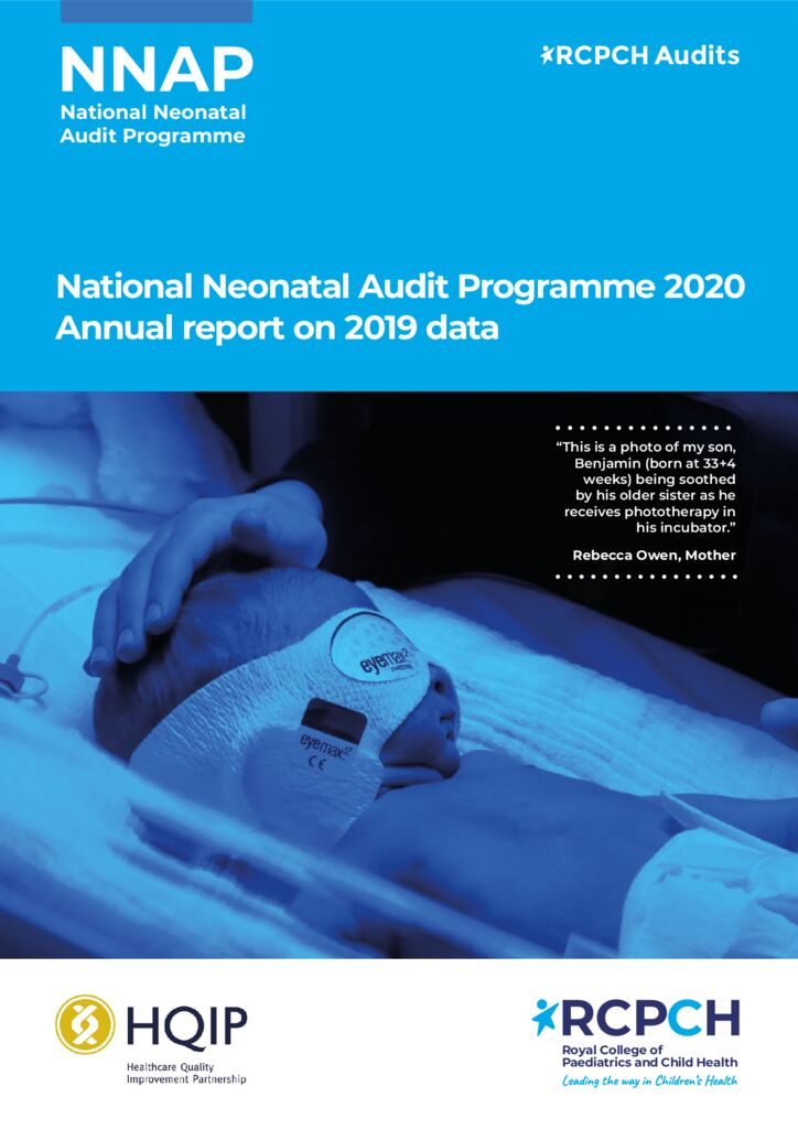 National Neonatal Audit Programme 2020 Annual Report