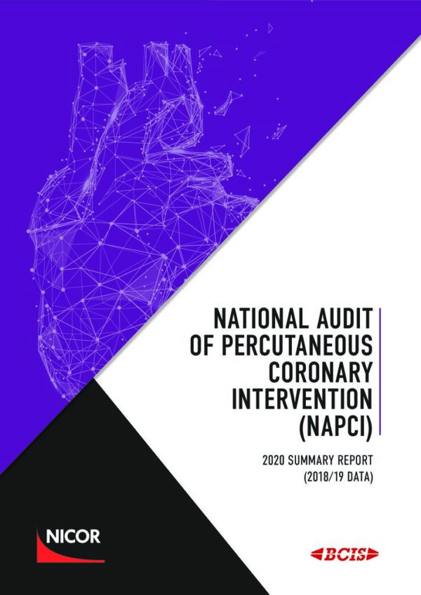 thumbnail of National Audit of Percutaneous Coronary Intervention 2020 Summary Report FINAL