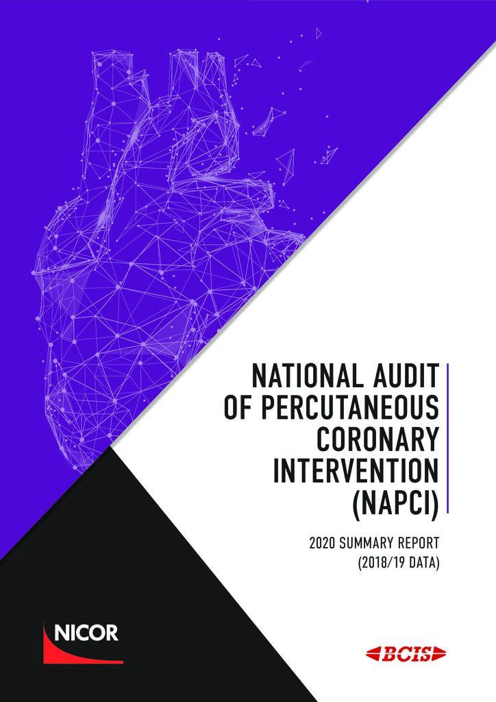 Percutaneous Coronary Intervention (PCI) – 2020 summary report