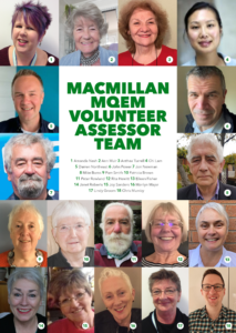 Macmillan Volunteer Assessor Team