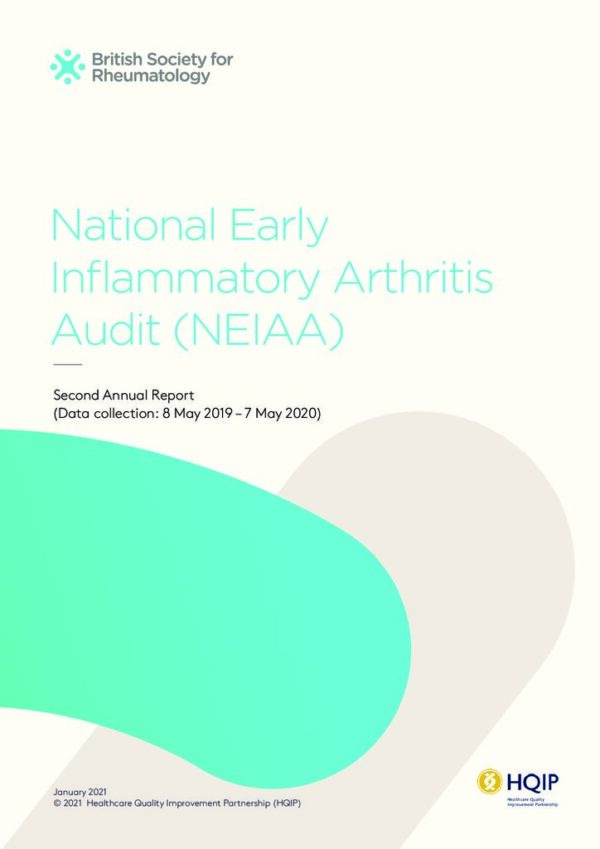thumbnail of NEIAA_Clinician Second Annual Report