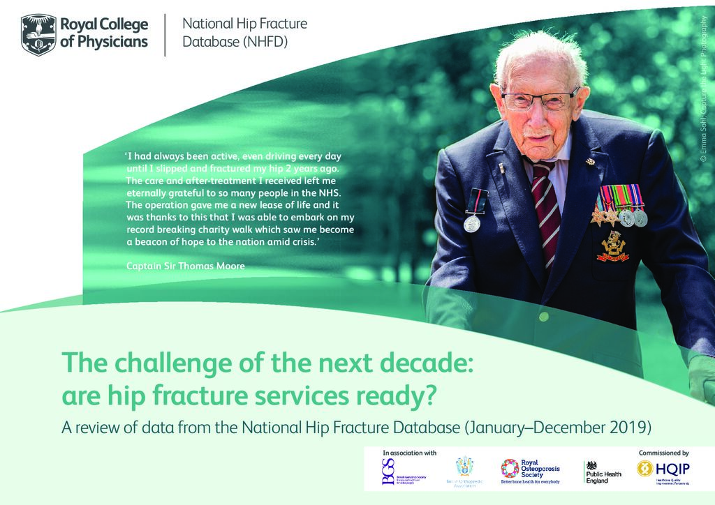 National Hip Fracture Database Annual Report 2020