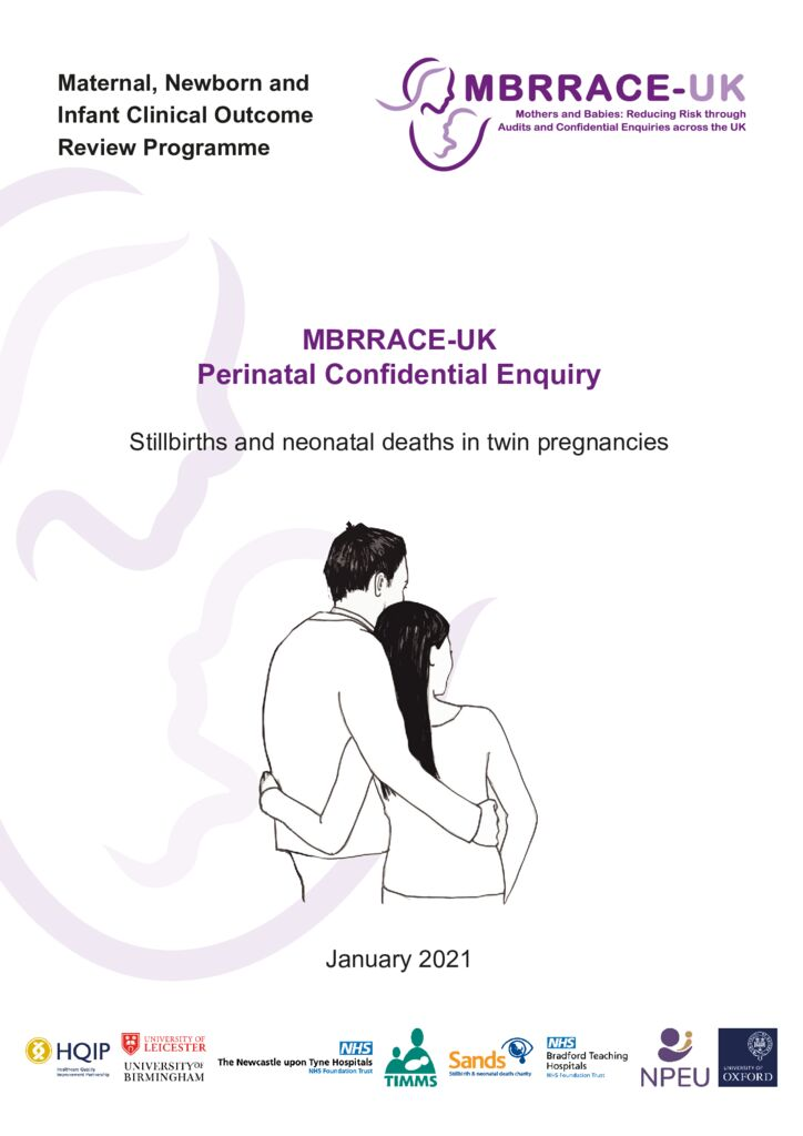 Maternal, Newborn and Infant programme: stillbirths and neonatal deaths in twin pregnancies
