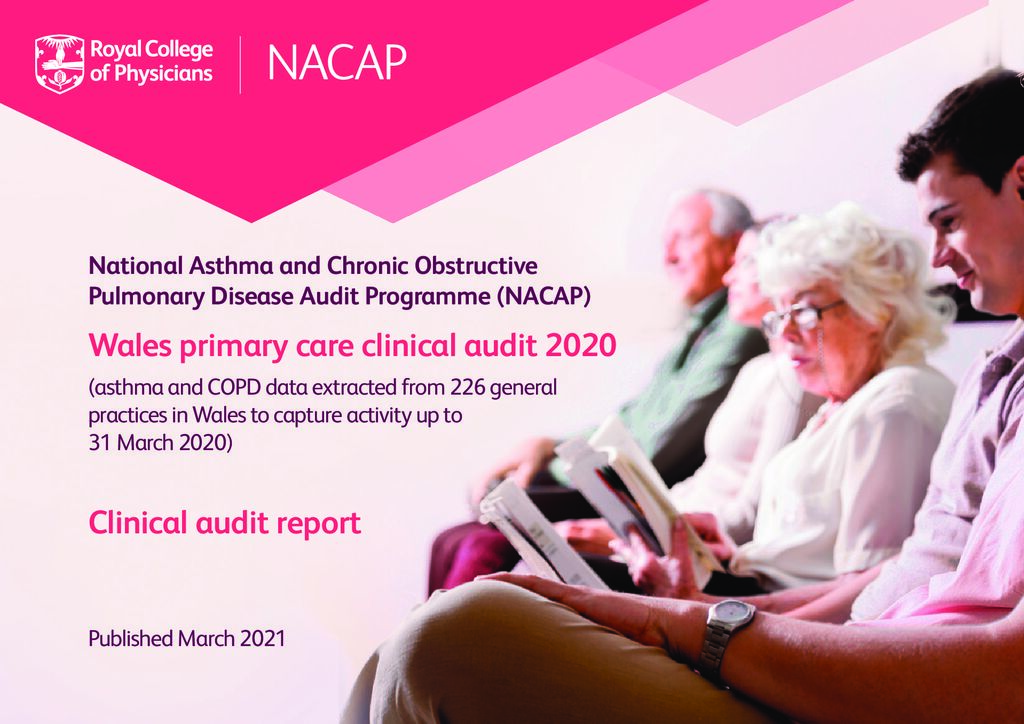 National Asthma and COPD Audit Programme: Wales primary care clinical audit 2020