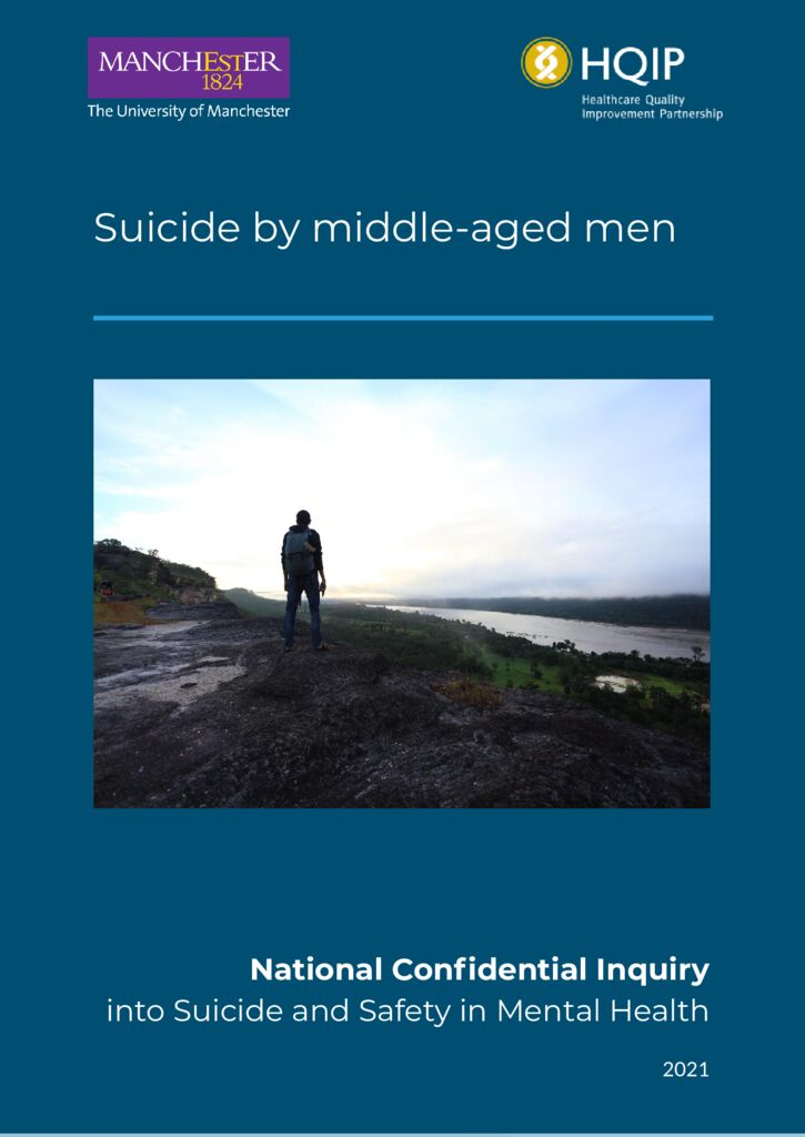 Suicide by middle-aged men