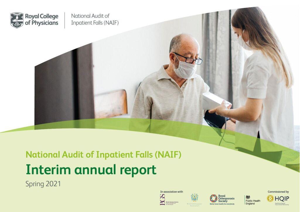 National Audit of Inpatient Falls – Audit report 2020