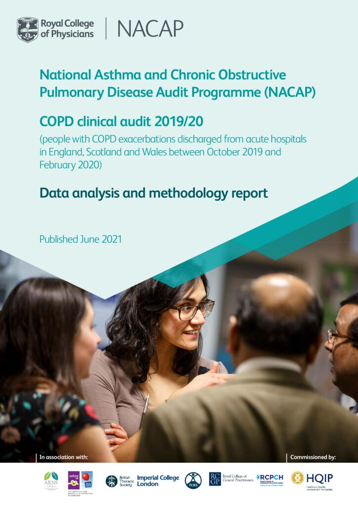 National Asthma and COPD Audit Programme: COPD clinical audit 2019/20