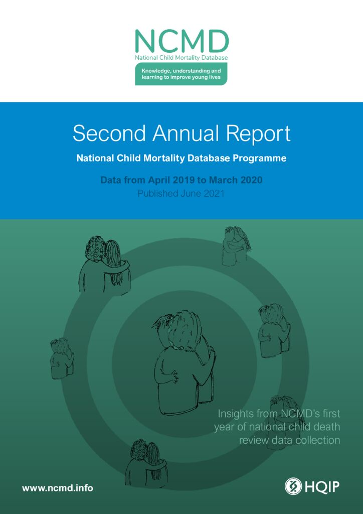 National Child Mortality Database (NCMD) – Second Annual Report (England only)