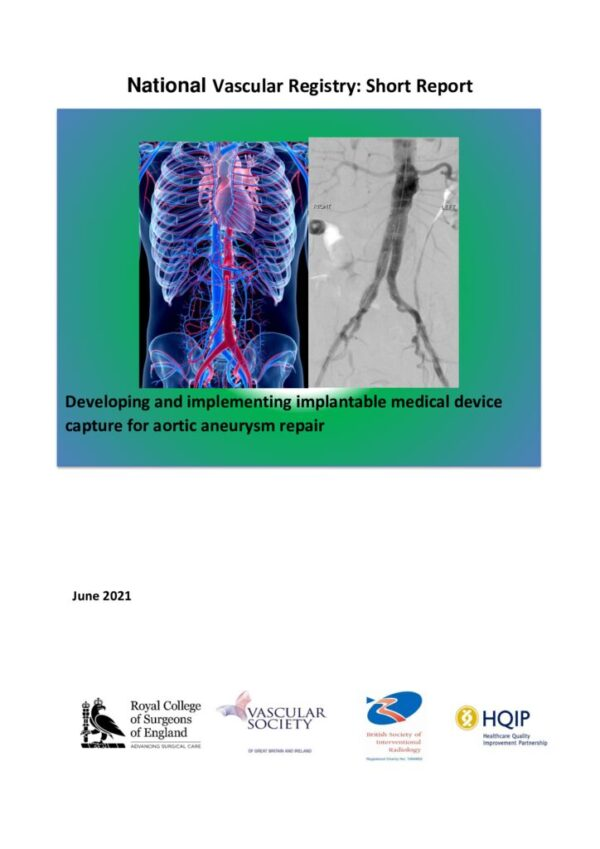 thumbnail of Ref 134 NVR Short Report – Aortic Devices FINAL