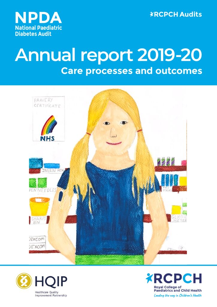 National Paediatric Diabetes Audit Annual core report 2021 – children and young people