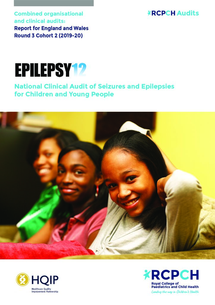 National Clinical Audit of Seizures and Epilepsies for Children and Young People