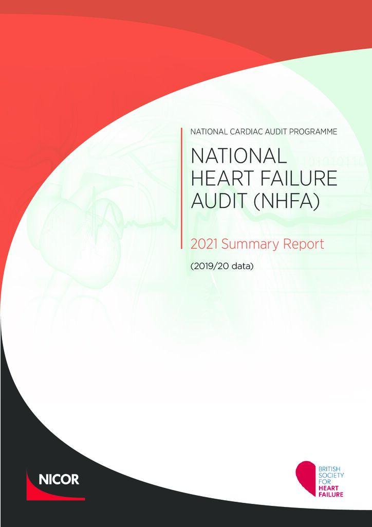 National Heart Failure Audit (NHFA), 2021 Summary Report