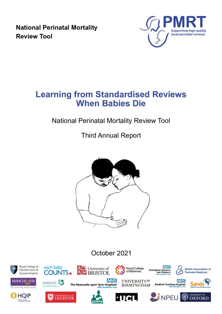 Perinatal Mortality Review Tool – Third Annual Report